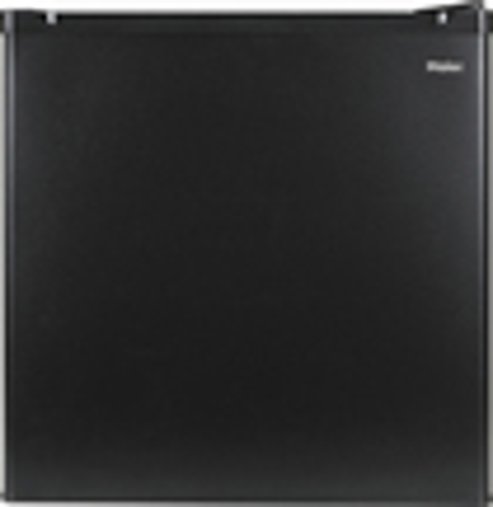Haier - 1.7 Cu. Ft. Compact Refrigerator - Black