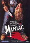 Maniac (dvd) 8206693