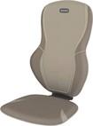 HoMedics - Triple Shiatsu Massage Cushion with Heat - Brown