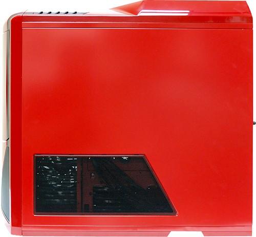 Nzxt - Phantom Full-Tower Case - Red