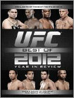 UFC: Best of 2012 (DVD) (2 Disc) (Enhanced Widescreen for 16x9 TV) 2012