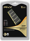 PNY - 1GB PC2700 DDR SoDIMM Notebook Memory