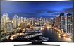 "Samsung - 65"" Class (64-1/2"" Diag.) - LED - Curved - 2160p - Smart - 4K Ultra HD TV - Black"