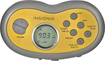 Insignia™ - Armband Radio with AM/FM Stereo - Yellow