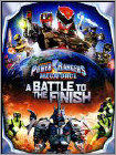 Power Rangers Megaforce A Battle To The Finish (DVD)