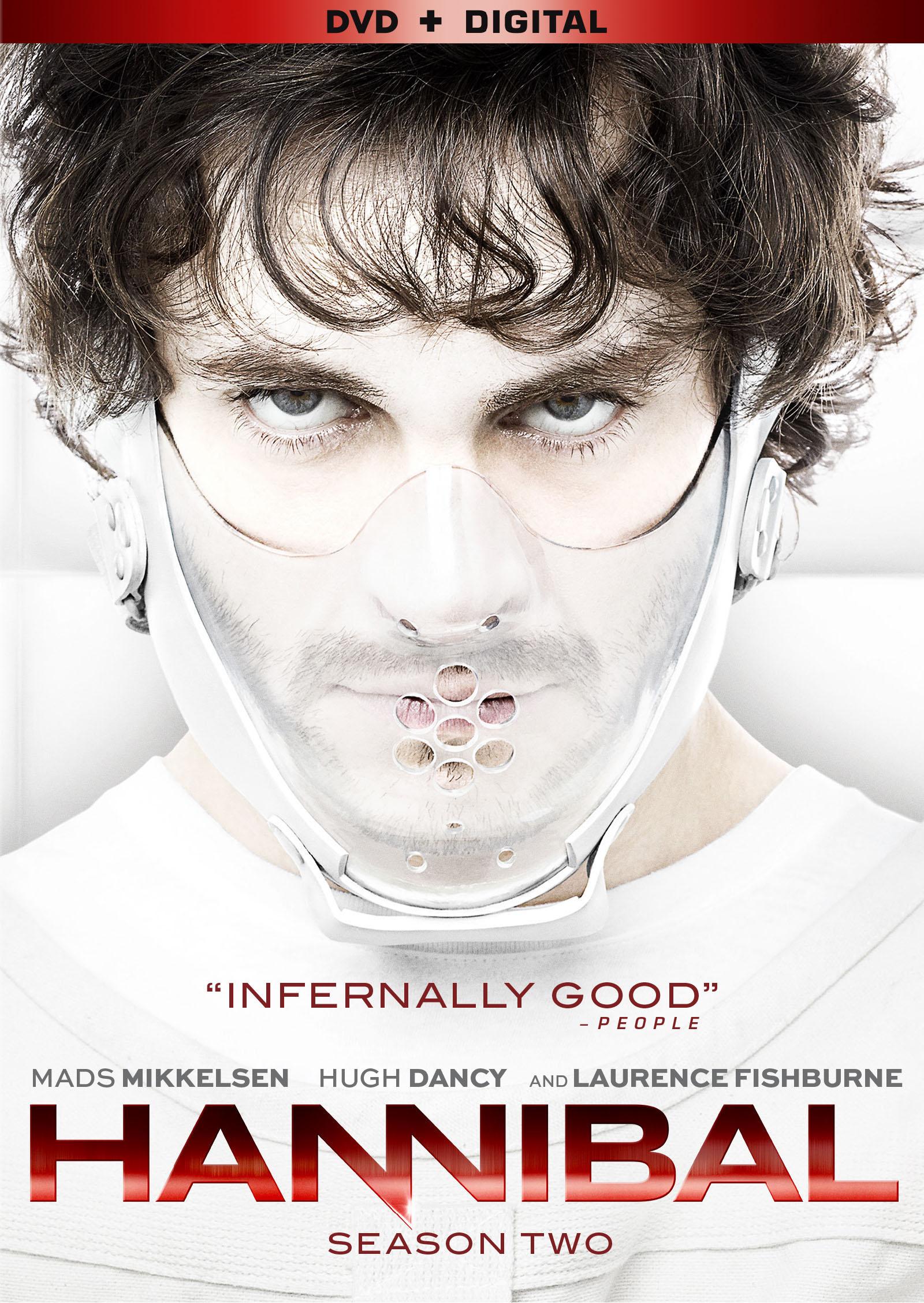 Hannibal: Season Two [includes Digital Copy[ (dvd) 8230349