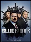 Blue Bloods: The Fourth Season [6 Discs] (DVD) (Eng)