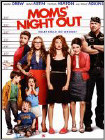 Moms' Night Out (DVD) (Ultraviolet Digital Copy) (Eng/Fre/Spa/Por/TH) 2014