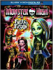 Monster High: Freaky Fusion (Blu-ray Disc) (2 Disc) 2014