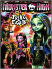 Monster High: Freaky Fusion (DVD) (Eng/Spa/Fre) 2014