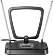 Insignia™ - Fine-Tuning Indoor HDTV Antenna - Black