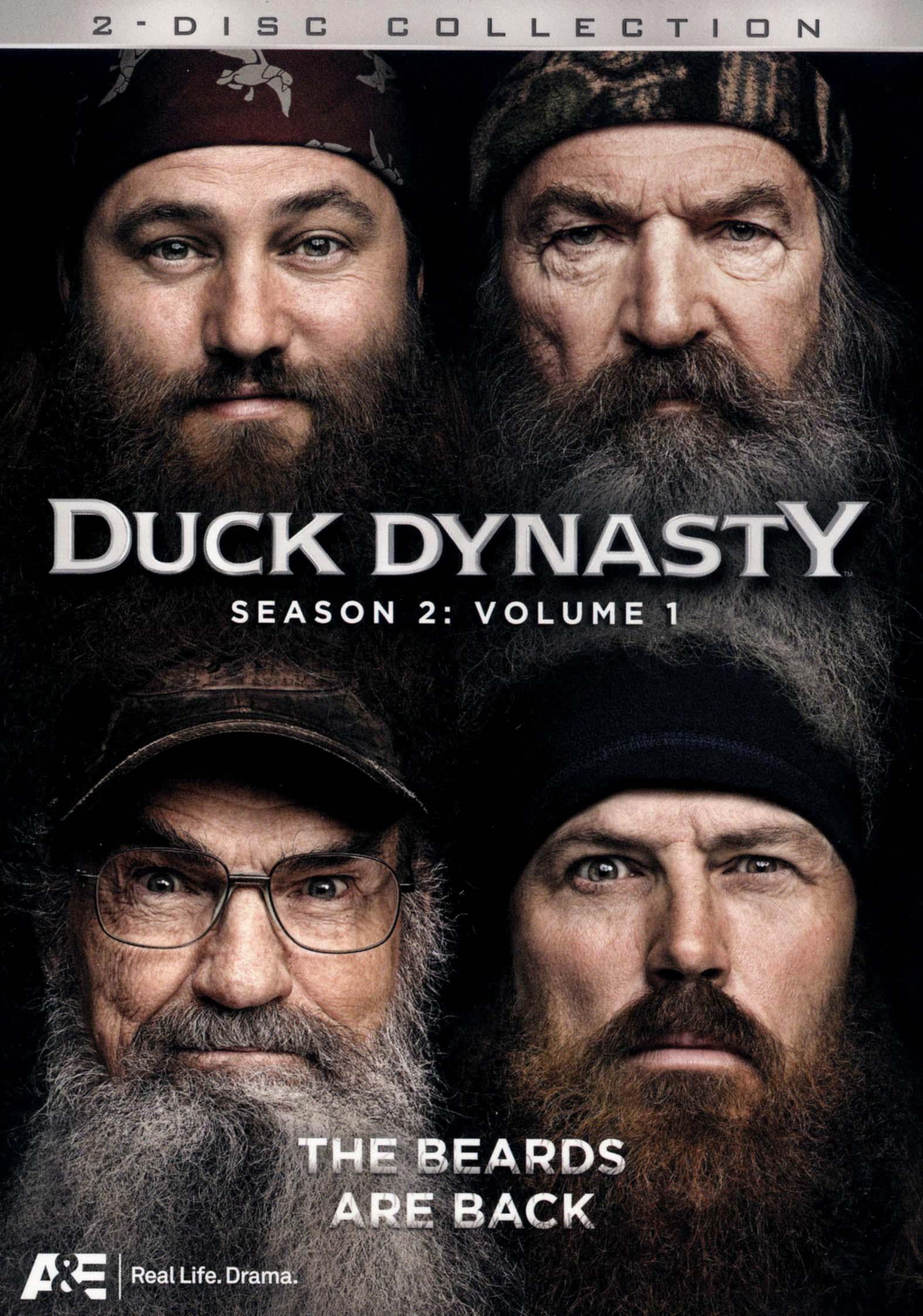 Duck Dynasty: Season 2, Vol. 1 [2 Discs] (dvd) 8237049