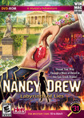 Nancy Drew: Labyrinth of Lies - Mac/Windows