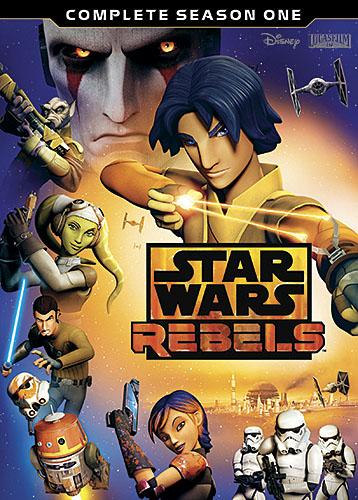 Star Wars Rebels: Complete Season 1 [3 Discs] (dvd) 8239025