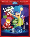 Inside Out [3d] [includes Digital Copy] [blu-ray/dvd] 8240268