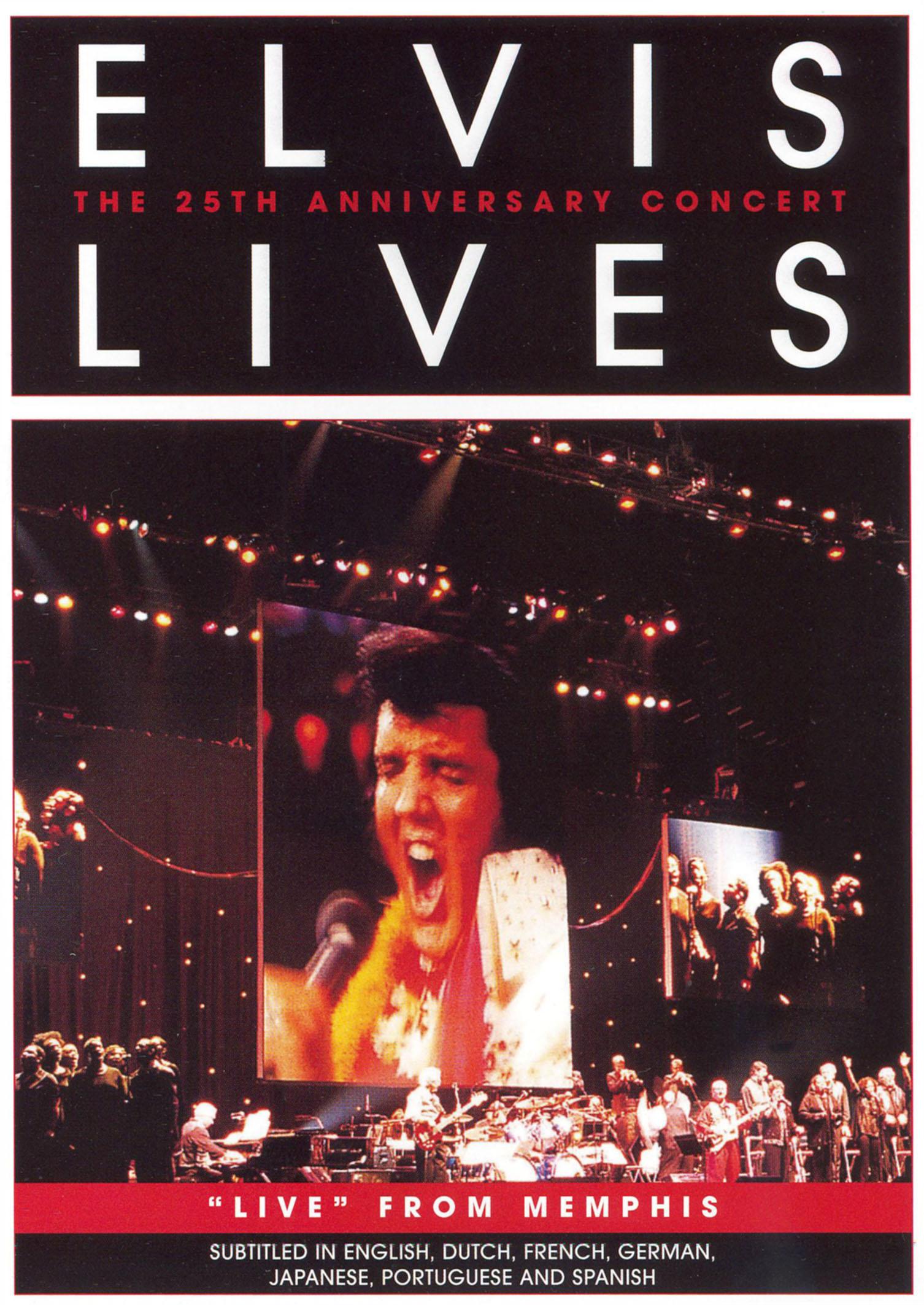 Elvis Presley: Elvis Lives - 25th Anniversary Concert (dvd) 8243732