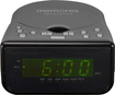 Memorex - CD Alarm Clock Radio - Black