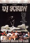 Dj Screw: Soldiers United For Cash [collector's Edition] (dvd) 8247649