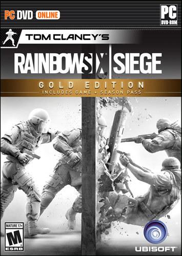 Tom Clancy's Rainbow Six Siege - Gold Edition - Windows