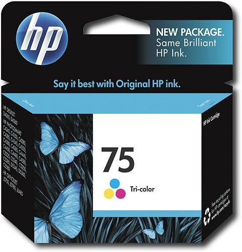 HP - 75 Inkjet Cartridge - Multicolor