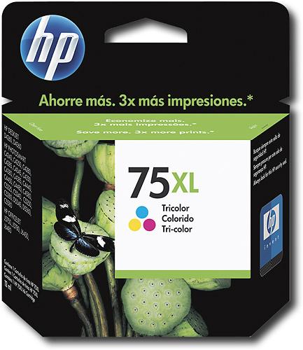 Hp - 75xl Tricolor Original Ink Cartridge - Multicolor