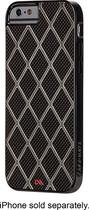 Case-Mate - Carbon Alloy Case for Apple® iPhone® 5 and 5s - Black