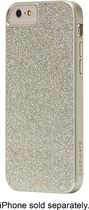 Case-Mate - The Glam Collection Case for Apple® iPhone® 6 Plus - Champagne