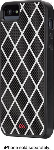 Case-Mate - Carbon Alloy Case for Apple® iPhone® 6 Plus - Black