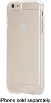 Case-Mate - Naked Tough Case for Apple® iPhone® 6 Plus - Clear