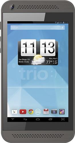 Trio - Mini 8GB* Media Player - Black