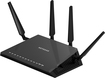 NETGEAR - Nighthawk X4 AC2350 Smart Wi-Fi Dual-Band Wireless-AC Router - Black