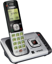 VTech - CS6729 DECT 6.0 Expandable Cordless Phone System with Digital Answering System - Silver