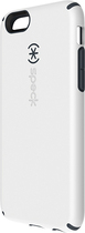 Speck - Candyshell Case for Apple® iPhone® 6 - White/Black