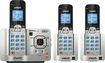 VTech - Connect to Cell DECT 6.0 Expandable Phone System with Digital Answering System