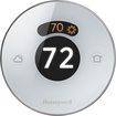 Honeywell - Lyric Wi-Fi Thermostat - Silver