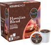 Keurig - Tully's Hawaiian Blend K-cup® Pods (18-pack) 8264149