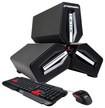 CyberPowerPC - Trinity Desktop - AMD A10-Series - 8GB Memory - 1TB Hard Drive + 128GB Solid State Drive - Black