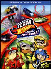 Team Hot Wheels: The Origin of Awesome! (Blu-ray Disc) (2 Disc) 2014
