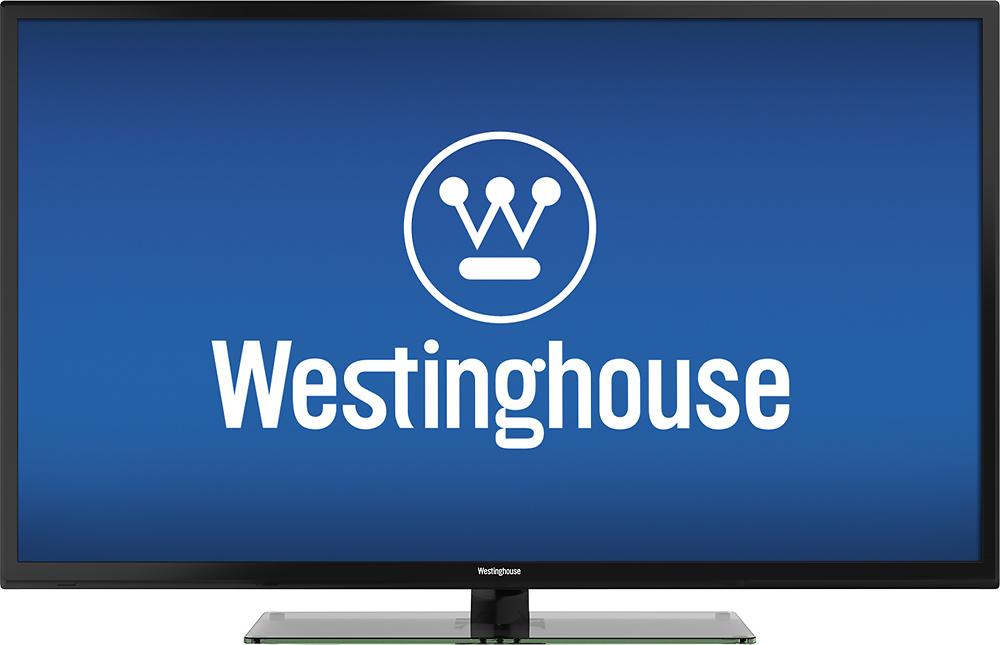 "Westinghouse - 55"" Class (54-5/8"" Diag.) - LED - 1080p - HDTV - Black"