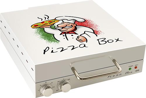 CuiZen - Pizza Box - White