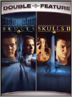 Skulls/The Skulls II [2 Discs] (DVD) (Enhanced Widescreen for 16x9 TV) (Eng)