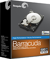 Seagate - 500GB Internal Serial ATA Hard Drive for Desktops