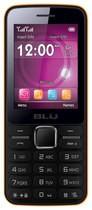 Blu - Janet Cell Phone (Unlocked) - Orange