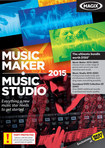 Music Maker and Music Studio 2015 - Windows