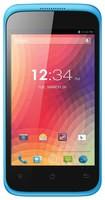 Blu - Star 4.0 Cell Phone (Unlocked) - Blue