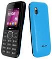 Blu - Aria II T179 Cell Phone (Unlocked) - Blue