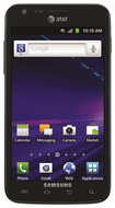 Samsung - Galaxy S II Skyrocket 4G Cell Phone (Unlocked) - Black