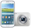 Samsung - Galaxy K / S5 Zoom Cell Phone (Unlocked) - White