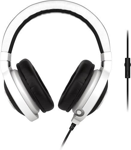 Razer - Kraken Pro Analog Gaming Headset - White
