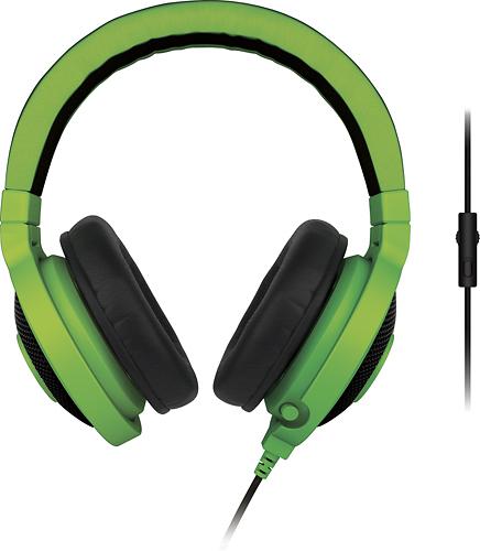 Razer - Kraken Pro Analog Gaming Headset - Green
